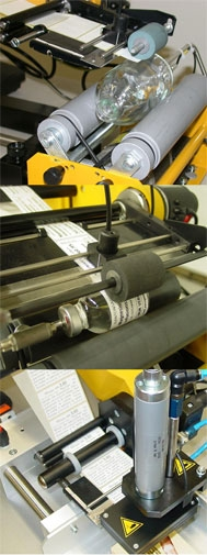 Collamat 3600 Series Label Applicators