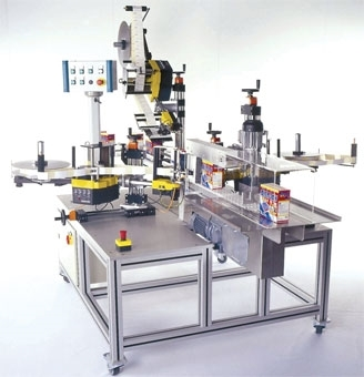 Collamt label applicator