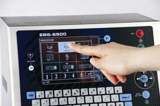 EBS-6500 touch screen