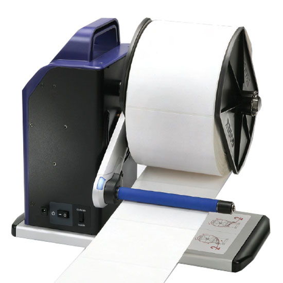 Godex T10 label rewinder
